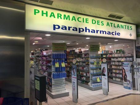 Pharmacie des Atlantes, Saint-Pierre-des-Corps