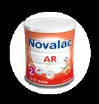 Novalac AR 2 Lait poudre antirégurgitation 2ème âge 800g à Saint-Pierre-des-Corps