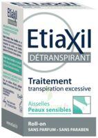 Etiaxil Aisselles Détranspirant peau sensibles Roll-on/15ml à Saint-Pierre-des-Corps