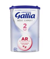 Gallia Bebe Expert Ar 2 Lait En Poudre B/800g à Saint-Pierre-des-Corps