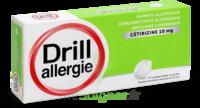 Drill 10 Mg Comprimés à Sucer Allergie Cétirizine Plq/7 à Saint-Pierre-des-Corps