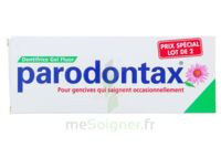 PARODONTAX DENTIFRICE GEL FLUOR 75ML x2 à Saint-Pierre-des-Corps