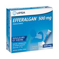 Efferalgan 500 mg Glé en sachet Sach/16 à Saint-Pierre-des-Corps