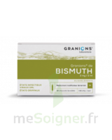 GRANIONS DE BISMUTH 2 mg/2 ml S buv 10Amp/2ml