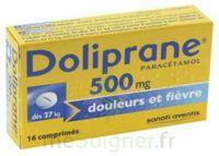 DOLIPRANE 500 mg Comprimés 2plq/8 (16) à Saint-Pierre-des-Corps