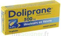 DOLIPRANE 500 mg Gélules B/16 à Saint-Pierre-des-Corps