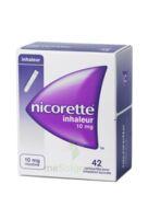 Nicorette Inhaleur 10 Mg Cartouche P Inh Bucc Inhalation Buccale B/42 à Saint-Pierre-des-Corps