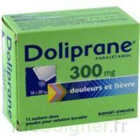 DOLIPRANE 300 mg Poudre pour solution buvable en sachet-dose B/12 à Saint-Pierre-des-Corps