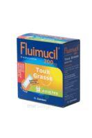 FLUIMUCIL EXPECTORANT ACETYLCYSTEINE 200 mg ADULTES SANS SUCRE, granulés pour solution buvable en sachet édulcorés à l'aspartam et au sorbitol à Saint-Pierre-des-Corps