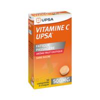 VITAMINE C UPSA 500 mg fruit exotique, comprimé à croquer à Saint-Pierre-des-Corps