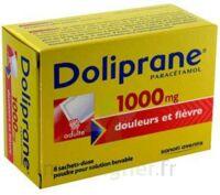 DOLIPRANE 1000 mg Poudre pour solution buvable en sachet-dose B/8 à Saint-Pierre-des-Corps
