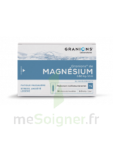 GRANIONS DE MAGNESIUM 3,82 mg/2 ml S buv 30Amp/2ml