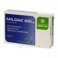 Mildac 600 Mg, Comprimé Enrobé à Saint-Pierre-des-Corps