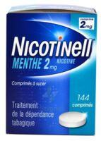 NICOTINELL MENTHE 2 mg, comprimé à sucer Plaq/144 à Saint-Pierre-des-Corps