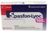 Spasfon Lyoc 160 Mg, Lyophilisat Oral à Saint-Pierre-des-Corps