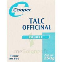 COOPER TALC, bt 250 g à Saint-Pierre-des-Corps