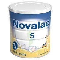 NOVALAC S 1, 0-6 mois bt 800 g à Saint-Pierre-des-Corps