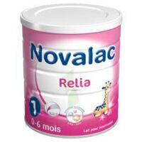 NOVALAC RELIA 1, 0-6 mois bt 800 g à Saint-Pierre-des-Corps