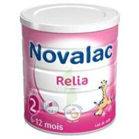 NOVALAC RELIA 2, 6-12 mois  bt 800 g à Saint-Pierre-des-Corps