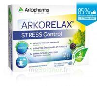 Arkorelax Stress Control Comprimés B/30 à Saint-Pierre-des-Corps