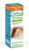 QUIES DOCUSPRAY HYGIENE DE L'OREILLE, spray 100 ml à Saint-Pierre-des-Corps