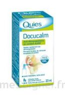 QUIES DOCUCALM ANTIDEMANGEAISONS DU CONDUIT AUDITIF, spray 20 ml à Saint-Pierre-des-Corps