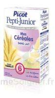 Picot Pepti-Junior - Mes 1ères céréales sans lait - Vanille à Saint-Pierre-des-Corps