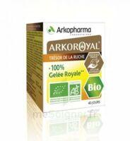 Arkoroyal 100% Gelée royale bio Gelée Pot/40g à Saint-Pierre-des-Corps