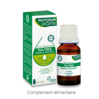 Phytosun Arôms Huiles essentielles Tea-tree 10 ml à Saint-Pierre-des-Corps