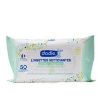 Dodie Lingettes nettoyantes bio B/50 à Saint-Pierre-des-Corps