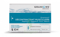 Granions Décontractant musculaire Solution buvable 2B/30 Ampoules/2ml à Saint-Pierre-des-Corps