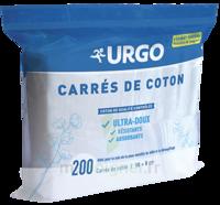 Urgo Carrés de Coton 8x10cm Non Stérile B/200 à Saint-Pierre-des-Corps