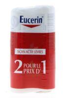Lip Activ Soin Actif Levres Eucerin 4,8g X2 à Saint-Pierre-des-Corps