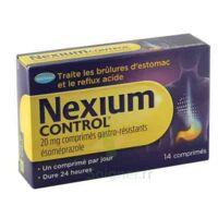 NEXIUM CONTROL 20 mg Cpr gastro-rés Plq/14 à Saint-Pierre-des-Corps