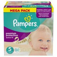PAMPERS ACTIVE FIT T5 MEGA PACK 68 à Saint-Pierre-des-Corps