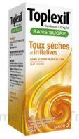 Toplexil 0,33 Mg/ml Sans Sucre Solution Buvable 150ml à Saint-Pierre-des-Corps