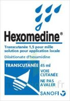 Hexomedine Transcutanee 1,5 Pour Mille, Solution Pour Application Locale à Saint-Pierre-des-Corps