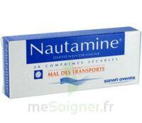 NAUTAMINE, comprimé sécable à Saint-Pierre-des-Corps