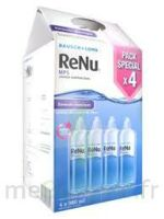 RENU MPS Pack Observance 4X360 mL à Saint-Pierre-des-Corps