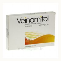 VEINAMITOL 3500 mg/7 ml, solution buvable à diluer à Saint-Pierre-des-Corps