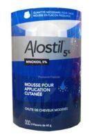 ALOSTIL 5 %, mousse pour application cutanée en flacon pressurisé à Saint-Pierre-des-Corps