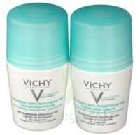 Vichy Traitement Antitranspirant Bille 48h, Fl 50 Ml, Lot 2 à Saint-Pierre-des-Corps