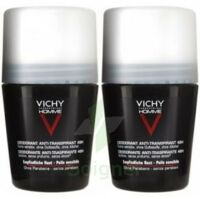 VICHY ANTI-TRANSPIRANT HOMME Bille anti-trace 48h LOT à Saint-Pierre-des-Corps