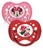 Dodie Disney sucettes silicone +18 mois Minnie Duo à Saint-Pierre-des-Corps