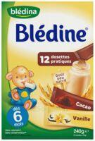 Blédine Vanille/Cacao 12 dosettes de 20g à Saint-Pierre-des-Corps