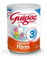 GUIGOZ 3 LAIT DE CROISSANCE FIBRES  800G à Saint-Pierre-des-Corps