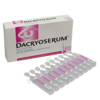 Dacryoserum Solution Pour Lavage Ophtalmique En Récipient Unidose 20unidoses/5ml à Saint-Pierre-des-Corps
