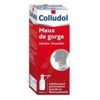 Colludol Solution Pour Pulvérisation Buccale En Flacon Pressurisé Fl/30 Ml + Embout Buccal à Saint-Pierre-des-Corps