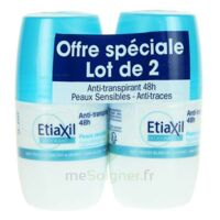 Etiaxil Deo 48h Roll-on Lot 2 à Saint-Pierre-des-Corps