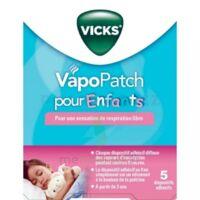 VICKS VAPOPATCH ENFANTS à Saint-Pierre-des-Corps